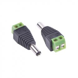 Male Power Supply Socket