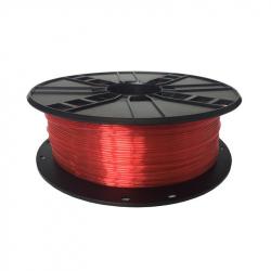 PETG Red, 1.75 mm, 1 kg