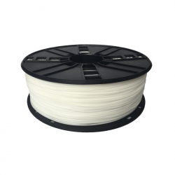 TPE Flexible Filament White, 1.75mm, 1kg