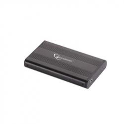 External USB 2.0 Enclosure for 2.5'' SATA HDDs, Mini-USB 5pin Connector
