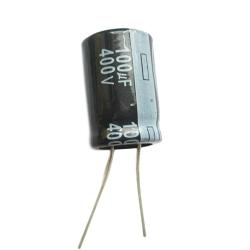 Electrolitic Capacitor 100 uF 400 V