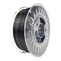 Filament PET-G 1,75 GALAXY BLACK 1 kg