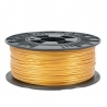 1.75 mm, 1 kg PLA Filament For 3D Printer - Light Gold - Unwrapped