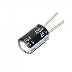 Electrolitic Capacitor 4700 uF, 25 V