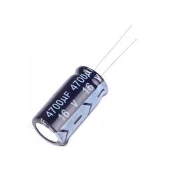 Electrolitic Capacitor 4700 uF, 16 V