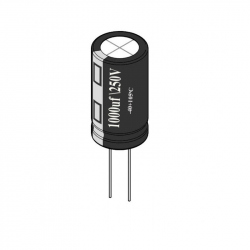 Electrolitic Capacitor 1000 uF, 250 V