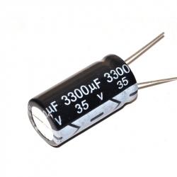 Electrolitic Capacitor 3300 uF, 35 V