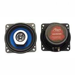 Set of 2 Auto Speakers 4'' 2304