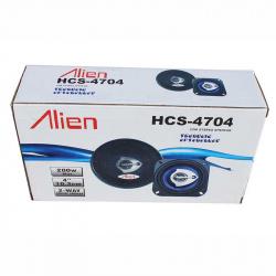 Set of 2 Auto Speakers 4'' 4704