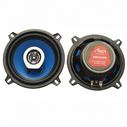 Set of 2 Auto Speakers 5'' 2305