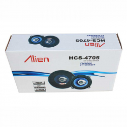 Set of 2 Auto Speakers 5'' 4705