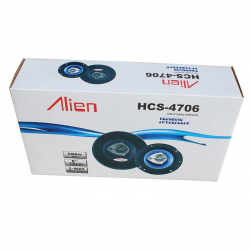 Set of 2 Auto Speakers 6'' 4706