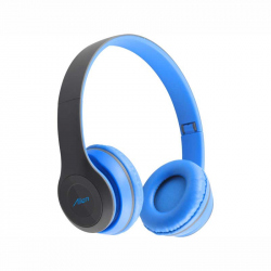 Blue Headphones 8407