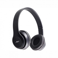 Black Headphones 8407