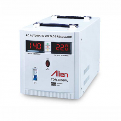 Voltage Regulator 3000 VA