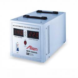 Voltage Regulator with Servomotor 5000 VA
