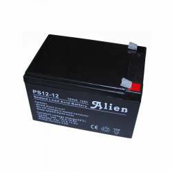 Lead-Acid Battery (12 V, 12 A)