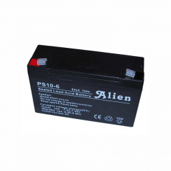 Lead-Acid Battery (6 V, 10 A)