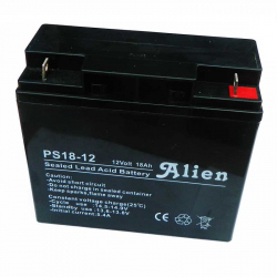 Lead-Acid Battery (12 V, 18 A)