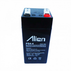 Lead-Acid Battery (4 V, 4 A)