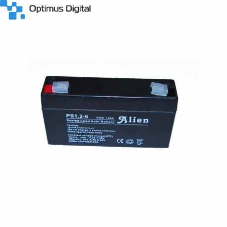 Lead-Acid Battery (6 V, 1.2 A)