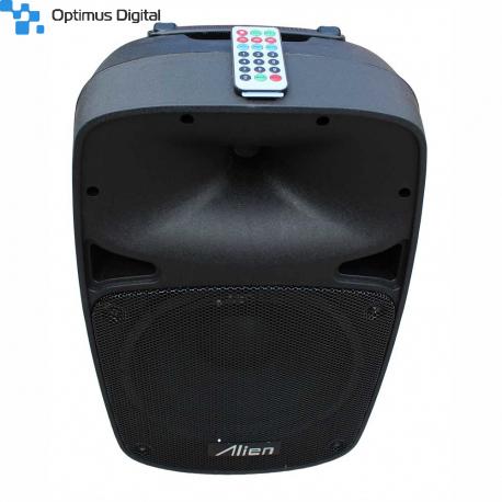 2810AUST Active ABS Enclosure for 10'' Speaker
