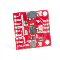 SparkFun GPS Breakout - ZOE-M8Q (Qwiic)