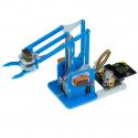 MeArm Robot micro:bit Kit - Blue