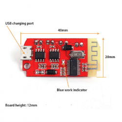 DW-CT14+ BLE 4.2 Wireless Audio Transmission Module (2 x 5 W)