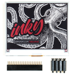 Inky wHAT (ePaper/eInk/EPD) - Red/Black/White