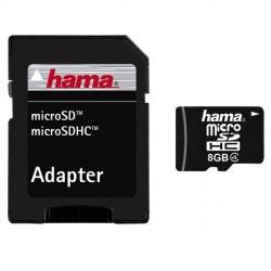 MicroSDHC Card 8 GB
