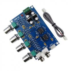 NE5532 Audio Tone Tunning Module