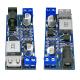 Step-down DC-DC Power Supply Module, 6 A (Input: 9 - 36 V, Output: 5 V)