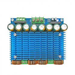 TDA8954TH Dual Chip Audio Amplifier Module (24 V, 2 x 420 W)