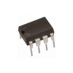 UC3845AN - PWM Controller, 3845, DIP8