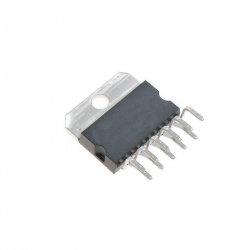 TDA7496-ST - Amplifier, 5 W + 5 W with DC Volume Control