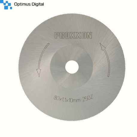 PRX-28730 - Disc Debitare, HSS 80 mm