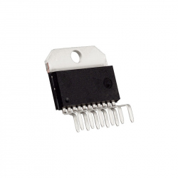 TDA2009 - Stereo Amplifier 2 x 11 W
