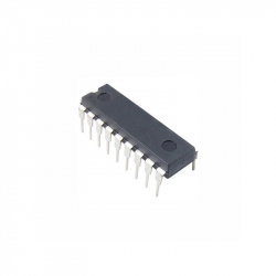 PIC16F84A-04/P Microcontroller