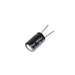 Electrolytic Capacitor 6800 uF, 16 V