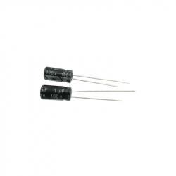 Electrolitic Capacitor 1 uF, 100 V