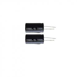 Electrolitic Capacitor 22000 uF, 16 V