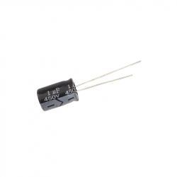Electrolytic Capacitor 1 uF, 450 V