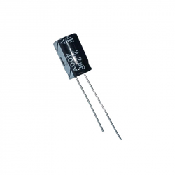 Electrolitic Capacitor 2.2 uF, 400 V