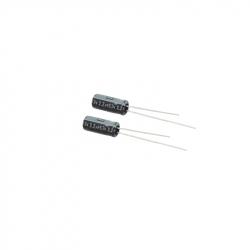 Electrolitic Capacitor 2.2 uF, 63 V