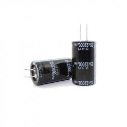 Electrolitic Capacitor 22000 uF, 35 V