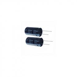 Electrolytic Capacitor 220 uF, 400 V
