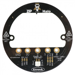 ZIP Halo for the BBC micro:bit