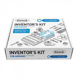 Inventor's Kit for the Arduino