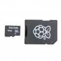Original MicroSD Card 16 GB for Raspberry Pi 4 Model B, Preinstalled with NOOBs (bulk)